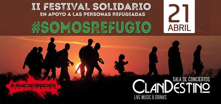 II Festival #SomosRefugio