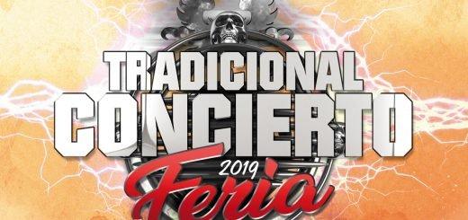 Concierto de Haceros Inoxidables en la feria de Albacete 2019