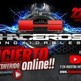 ¡Este sábado 26 de septiembre, concierto online de Haceros Inoxidables!